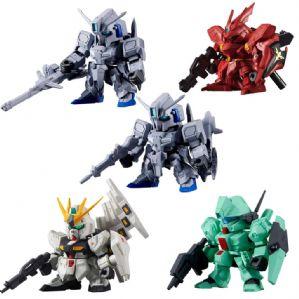 Gundam Gashapon Senshi Forte 09 - โมเดลกันดั้ม เซนชิ ฟอร์เต้ ชุดที่ 9